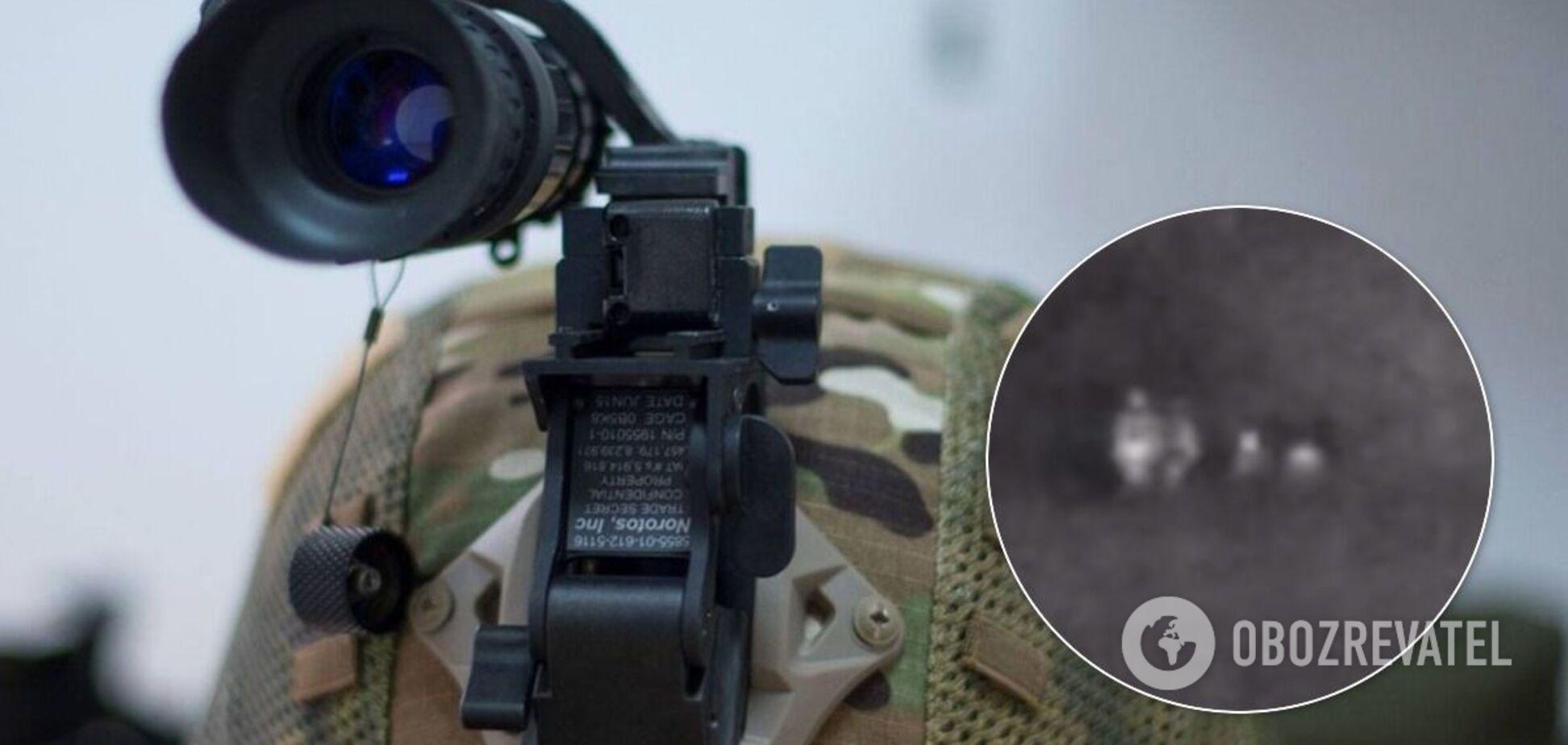 ЗСУ спіймали терористів на спорудженні нових окопів