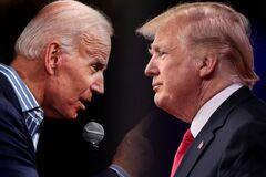 Дональд Трамп і Джо Байден знову посперечалися на дебатах