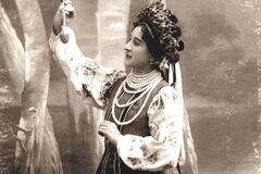 Сеть поразили старинные фото украинок