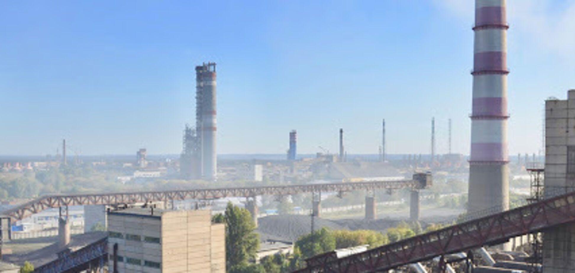 Дві ТЕЦ і Слов'янська ТЕС зупинили виробництво електроенергії через падіння цін