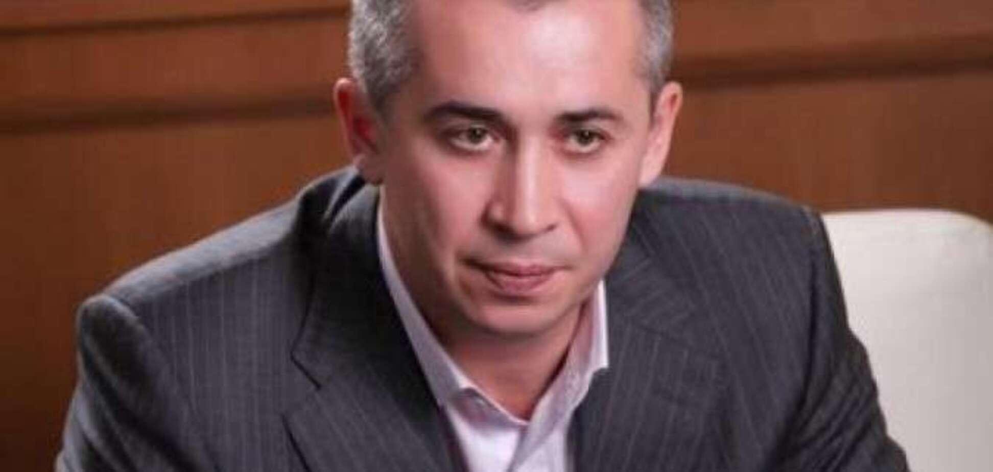 Загіда Краснова підозрюють у тому, що він украв перемогу в партій Шарія і Тимошекно в Дніпрі