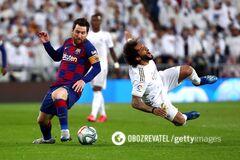 Барселона Реал онлайн
