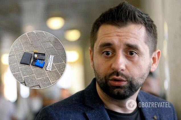 Давид Арахамія знайшов у машині 'жучок'