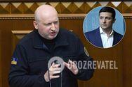 Турчинов розповів, як діяти на дільниці з опитуванням Зеленського