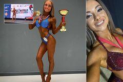 Украинки-красавицы выиграли чемпионат мира по фитнесу