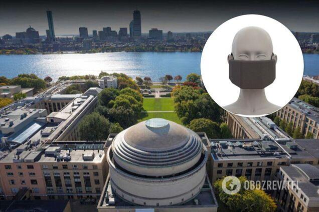 У Массачусетському технологічному інституті створили маску, що вбиває коронавірус