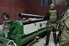 В Одессе у граждан Израиля обнаружили 120 кг кокаина.