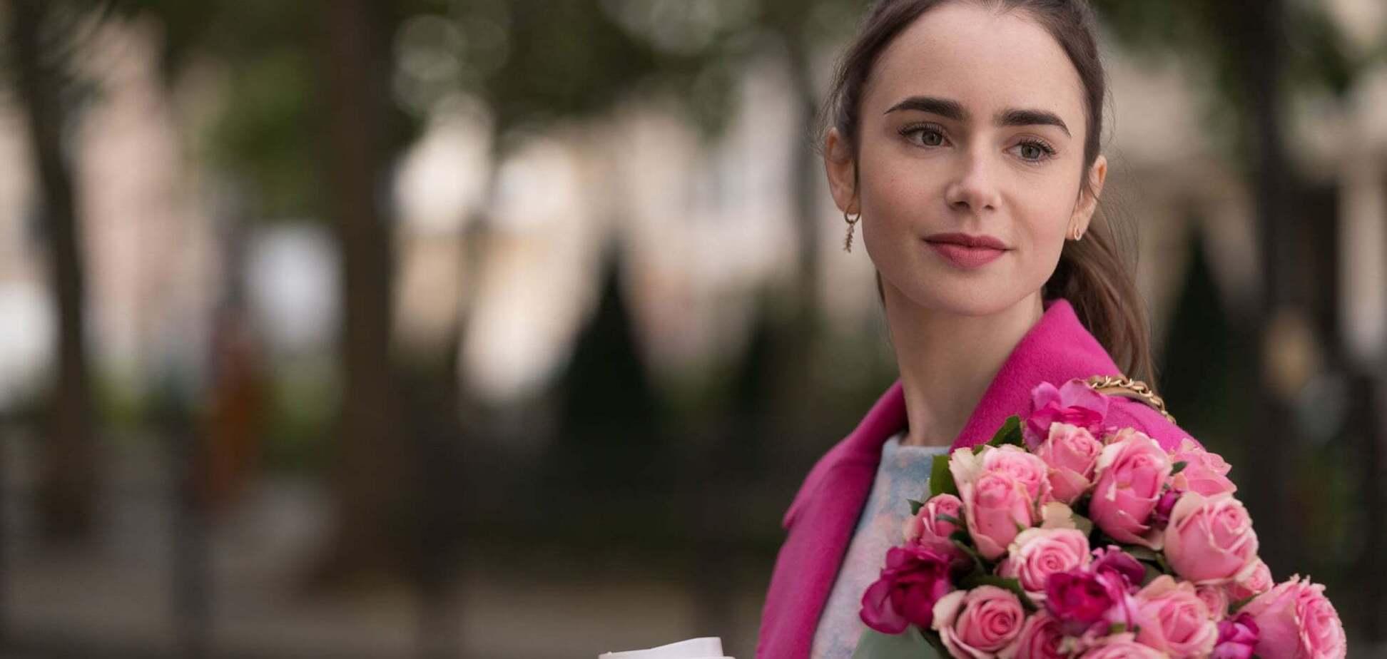 Кадр серіалу 'Емілі в Парижі'