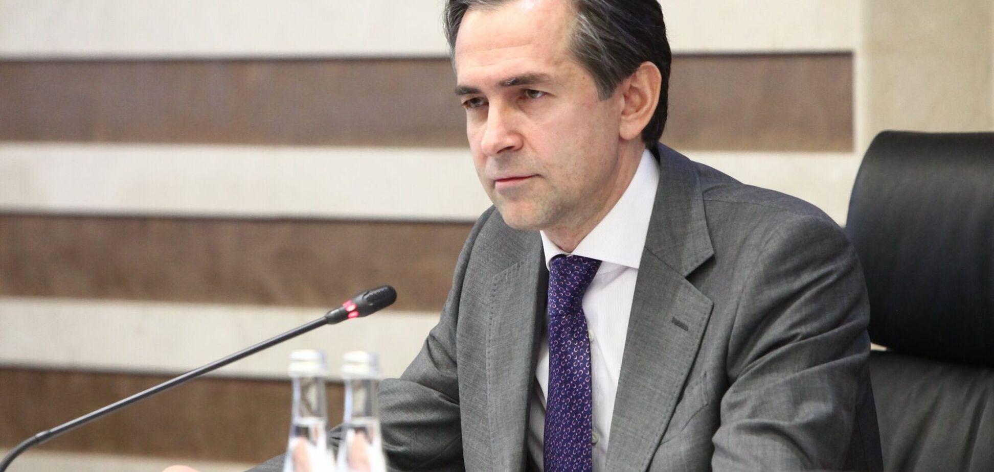 Кабмін призначив Любченка главою податкової на 5 років