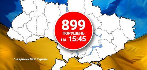 Нарушения на местных выборах в Украине: что происходит на избирательных участках. Фото и видео