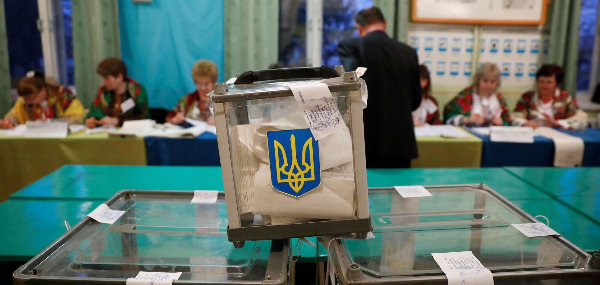 Озвучені результати екзитполу по виборах в Чернівцях