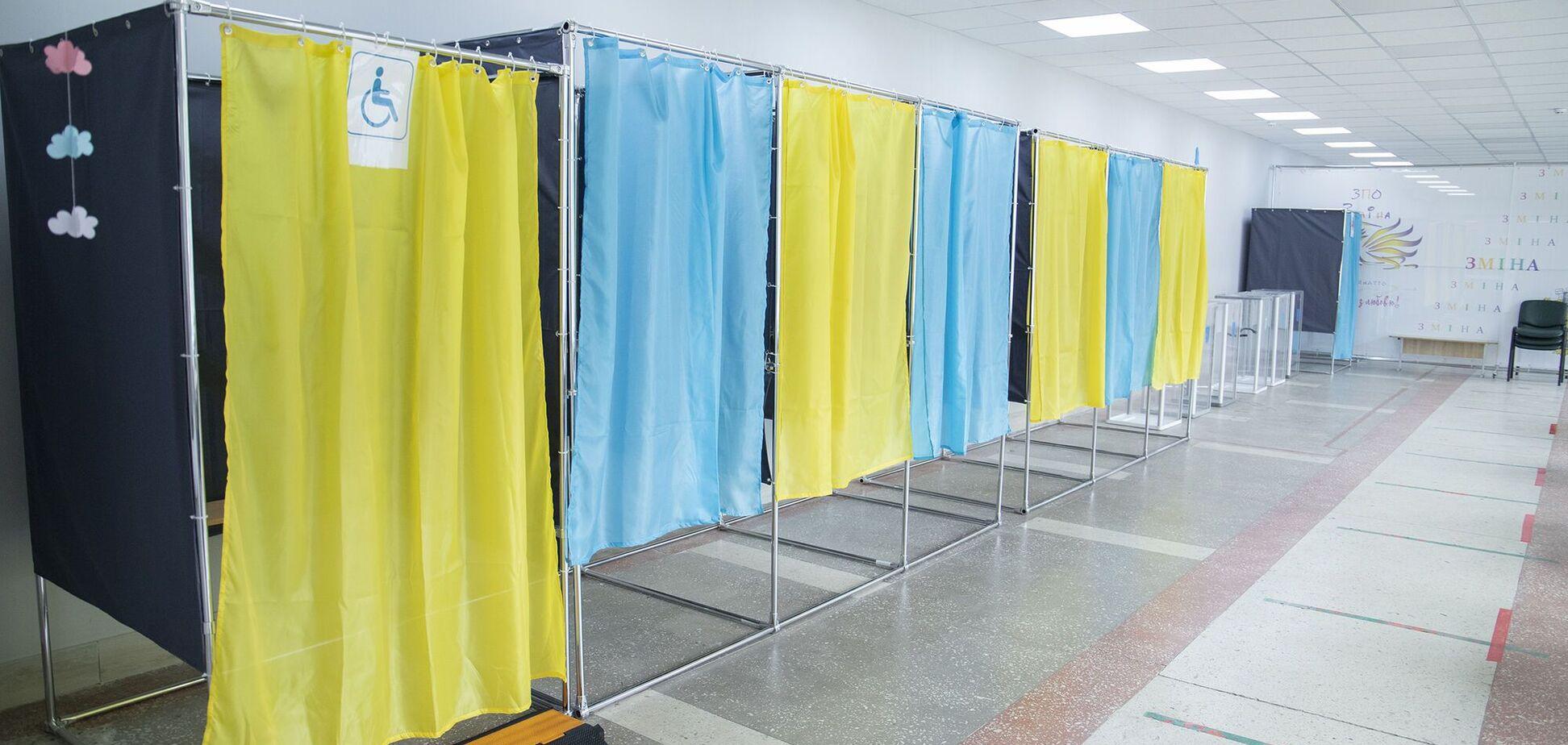 На виборчій дільниці у Києві зафіксовано порушення