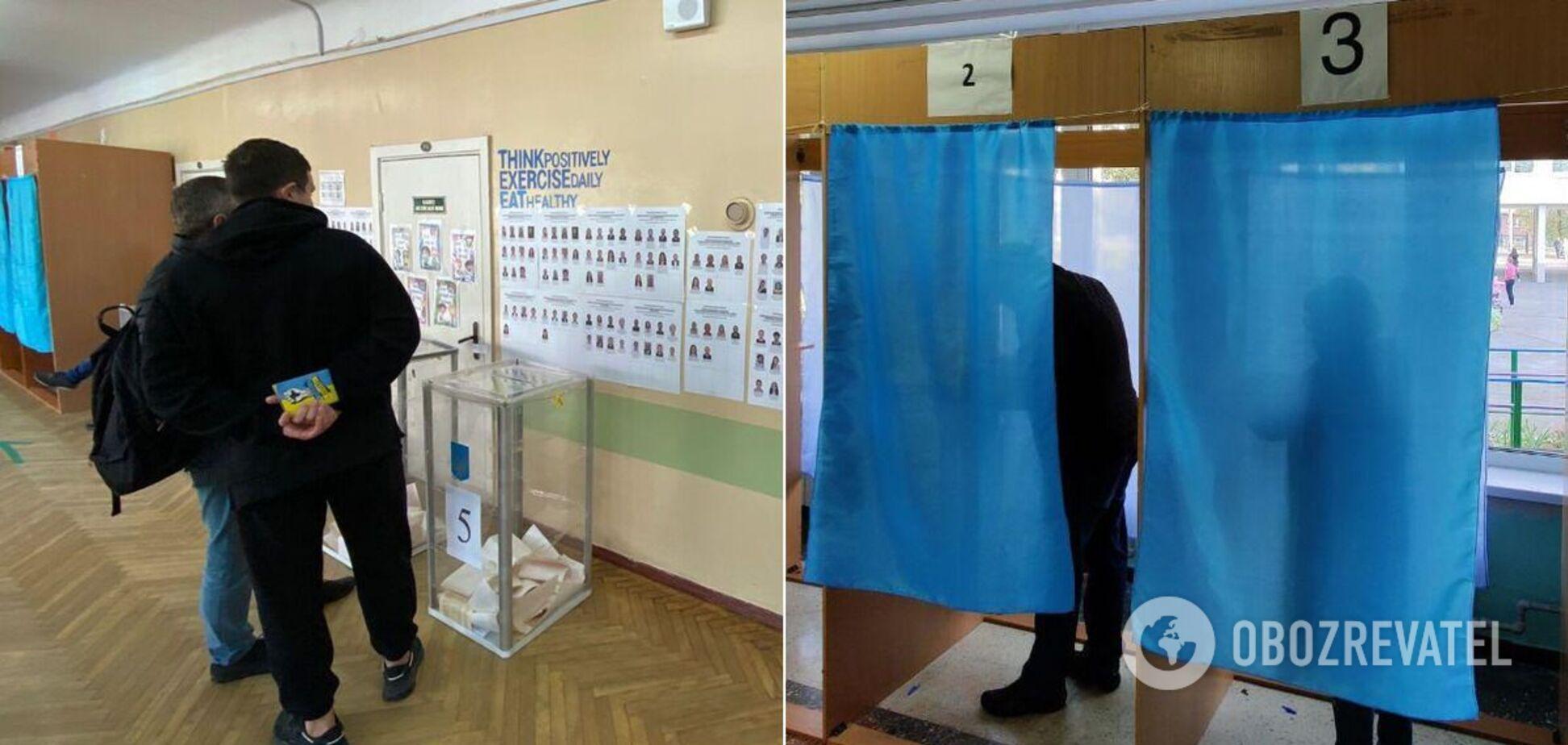 OBOZREVATEL стежить за порушеннямина виборчих дільницях