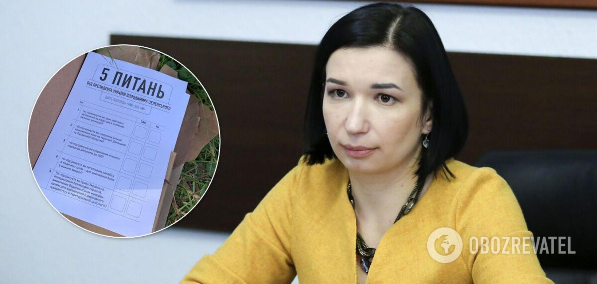 Опрос Зеленского проводят только возле 55% участков – 'Опора'