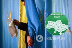 Явка на місцевих виборах в Україні