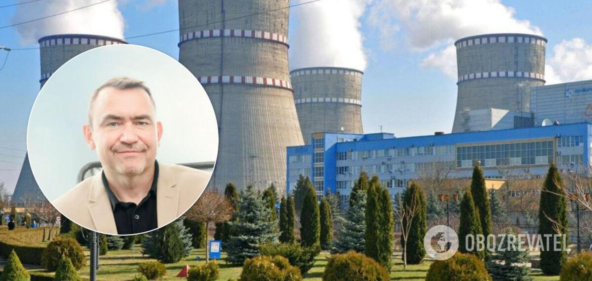 Віцепрезидент 'Енергоатому' виявився акціонером компанії-будівельника енергомосту в Крим – Гончаренко