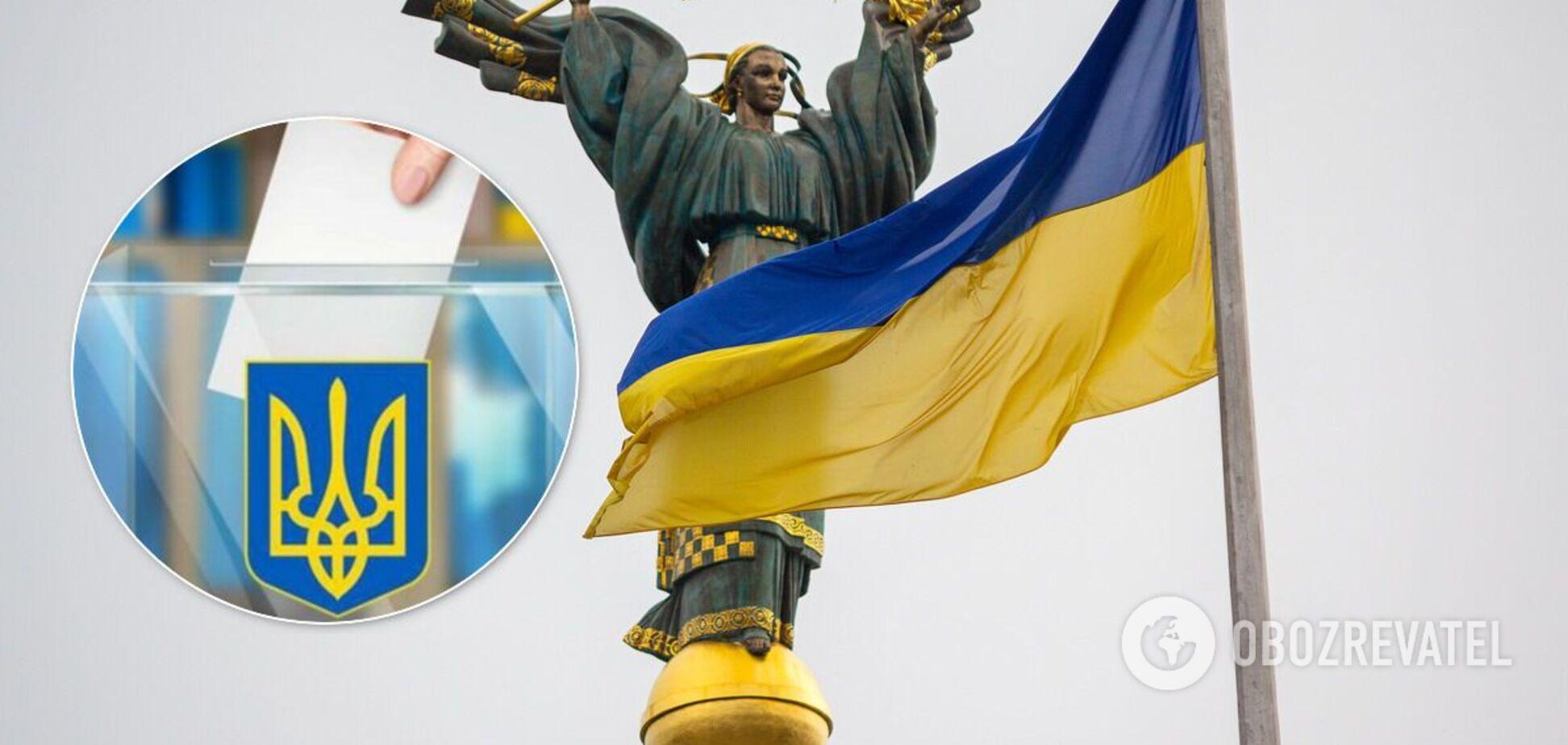 На виборах у Київській області – масові порушення, у бюлетенях відсутні кандидати партії 'За майбутнє'