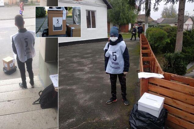 Організатори опитування Зеленського відхрестилися від дітей-волонтерів