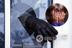 На Одесщине неизвестный изнасиловал и ограбил пенсионерку