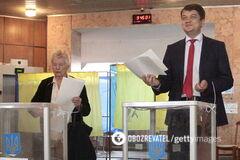 Разумков ответил, будет ли второй тур выборов
