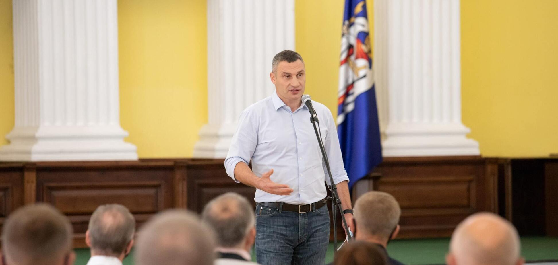 В Киеве Кличко набрал 50,2%, его партия 'Удар' – 22%