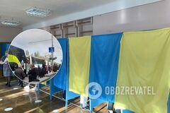 В Киев на голосование свозили жителей Житомирщины