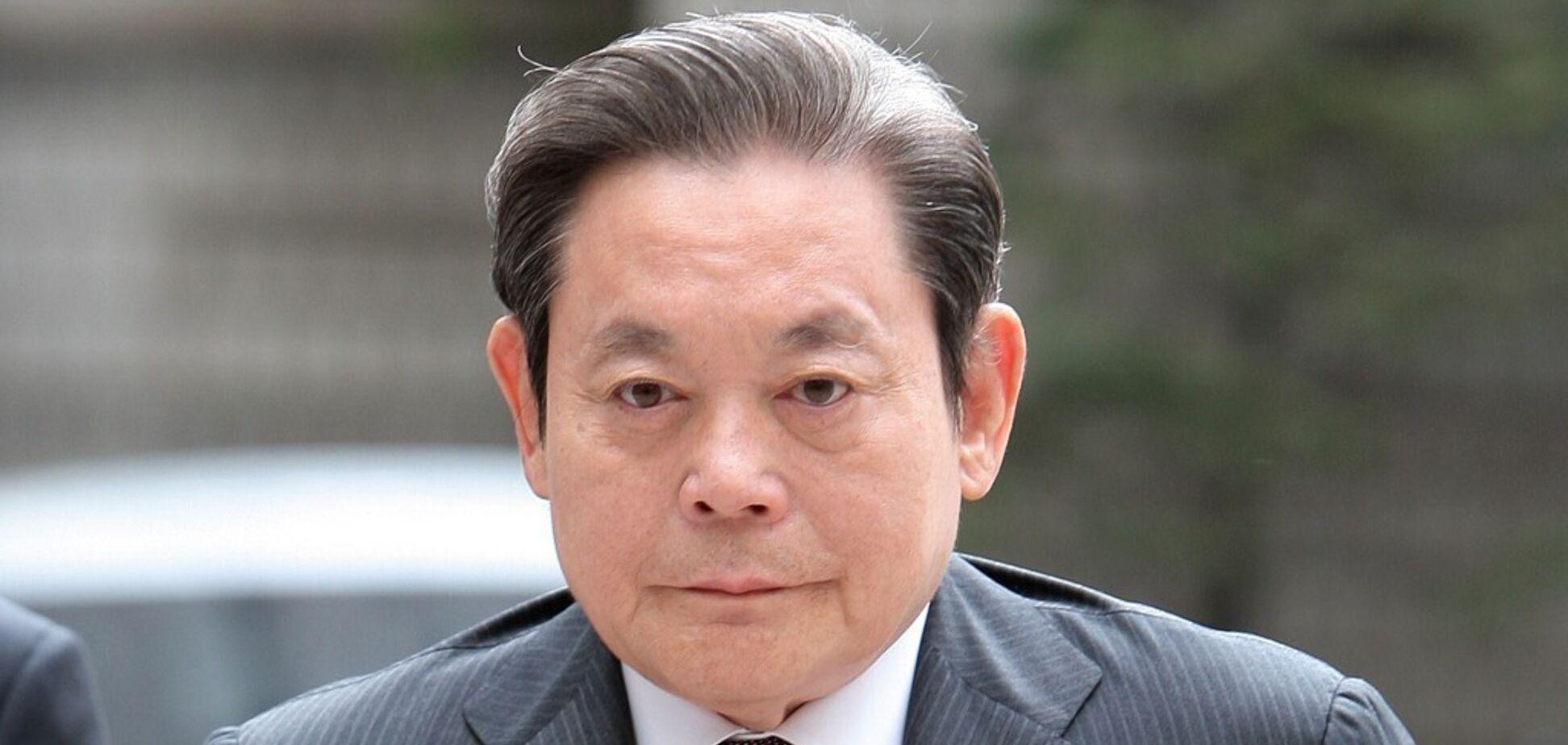 В Сеуле скончался глава Samsung Ли Кун Хи