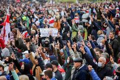 В последний день народного ультиматума белорусы вышли на марши