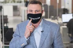 Виталий Кличко находится на самоизоляции