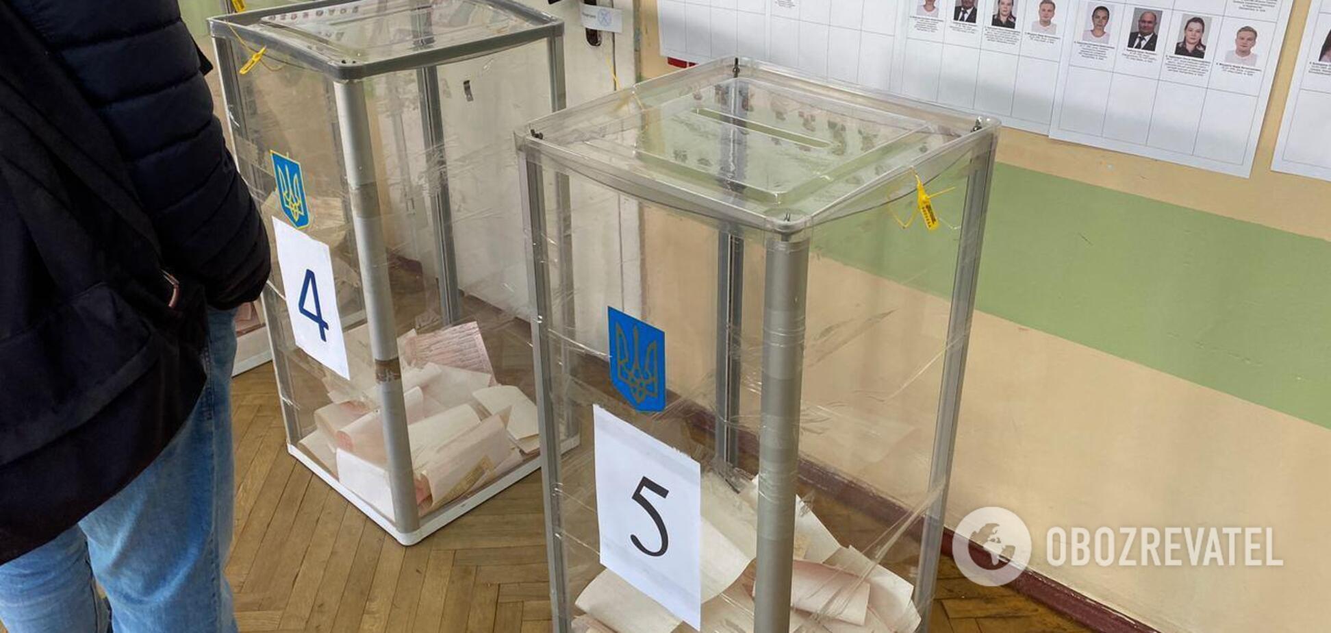 КИУ сообщил о нарушениях на местных выборах