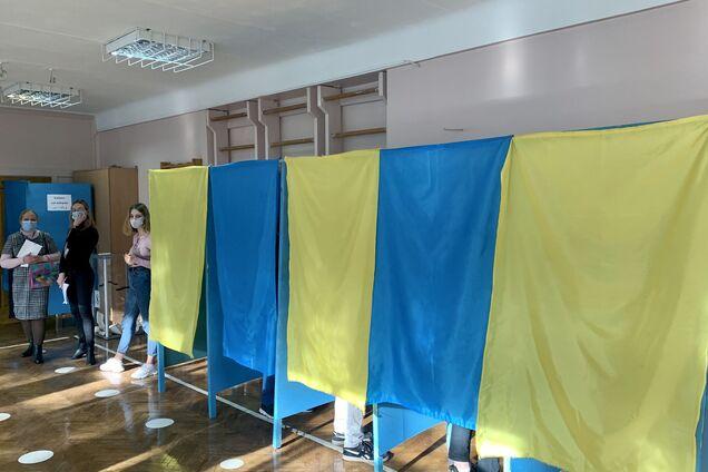 Лидером по нарушениям на выборах стала Киевская область