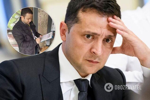 В Хмельницком блогеру позволили 7 раз поучаствовать в опросе Владимира Зеленского