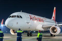 Авиакомпания Air Arabia возобновила регулярные рейсы из ОАЭ в Украину