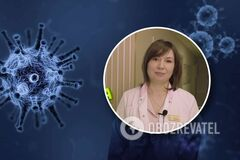 Головлікарка лікарні Києва: пацієнтів із COVID-19 більше не тримають у стаціонарах, а безсимптомним загрожує удар