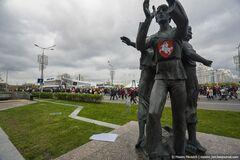 Беларусь, протесты 25 октября