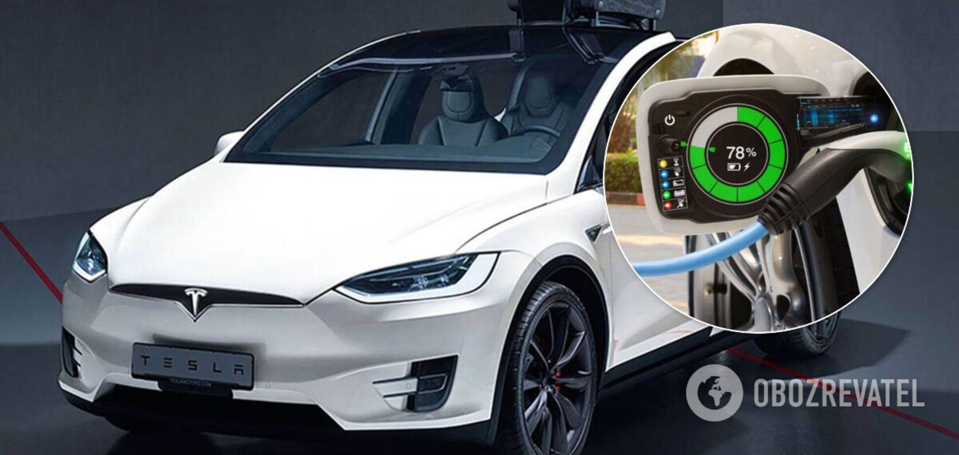 Електромобілів на дорогах України стає дедалі більше