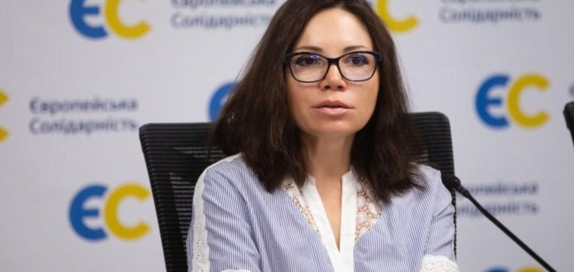 'Європейська солідарність' подвоїла торішній результат на Київщині, – Сюмар