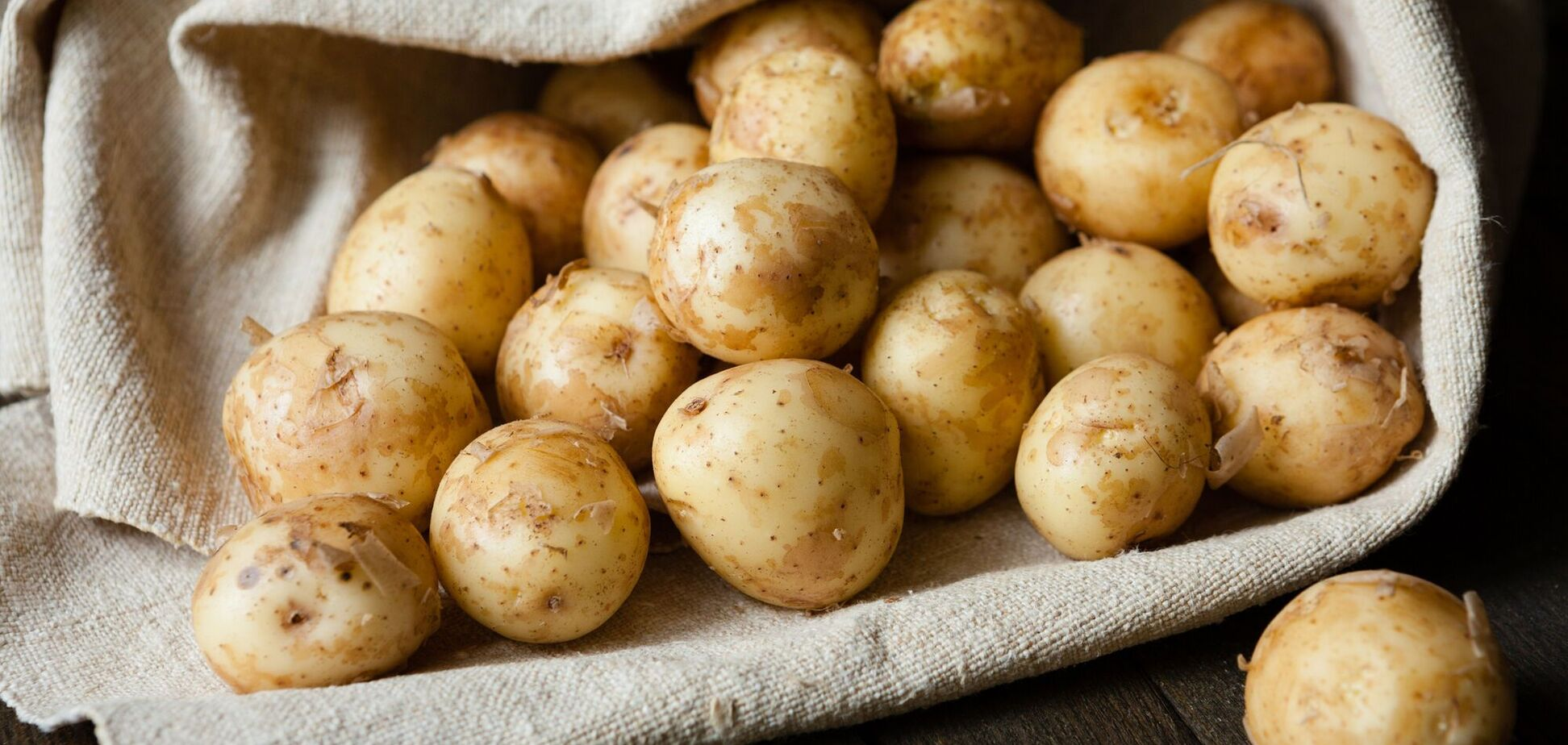 В Украине подешевела картошка