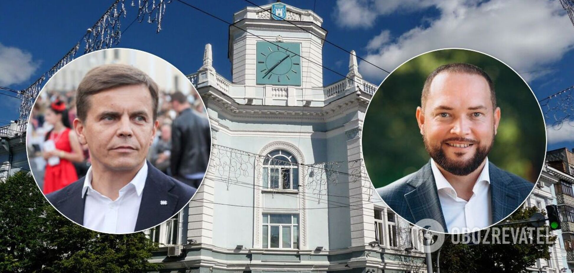 Экзитпол: Сухомлин и Евдокимов выходят во второй тур выборов мэра Житомира