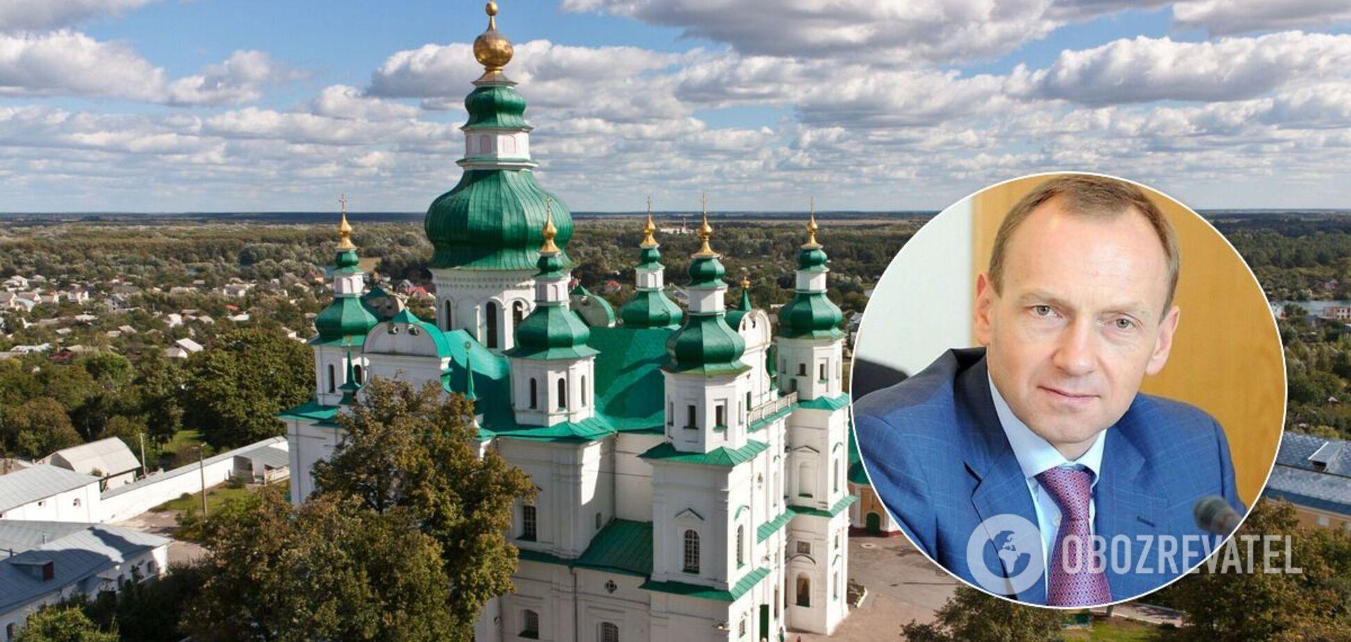 Владислав Атрошенко виграв вибори мера Чернігова