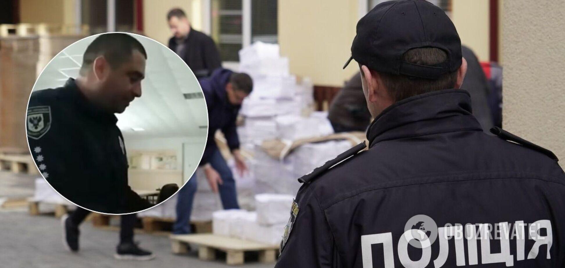 На Чернігівщині дільничний заспівав про вибори і став зіркою мережі. Відео