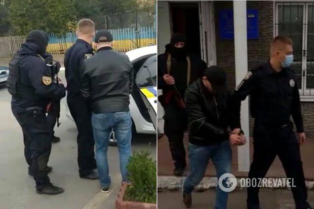 На Вінниччині напали на членів ДВК, поліція застосувала зброю. Фото