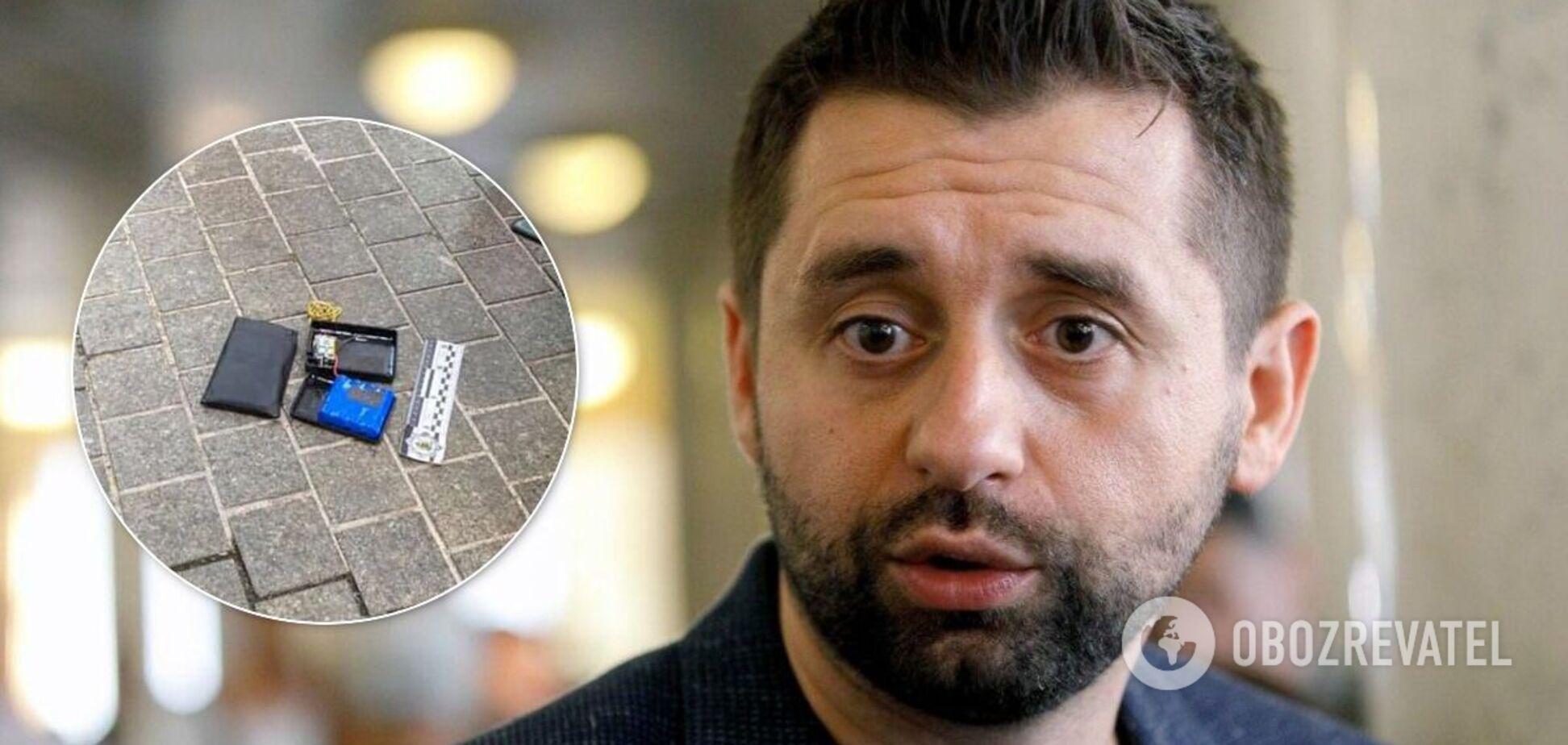 Прокуратура Киева занялась фактом возможной слежки за Арахамией