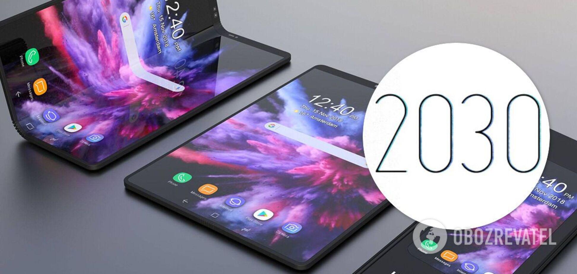 Какими будут смартфоны через 10 лет: прогноз на 2030 год