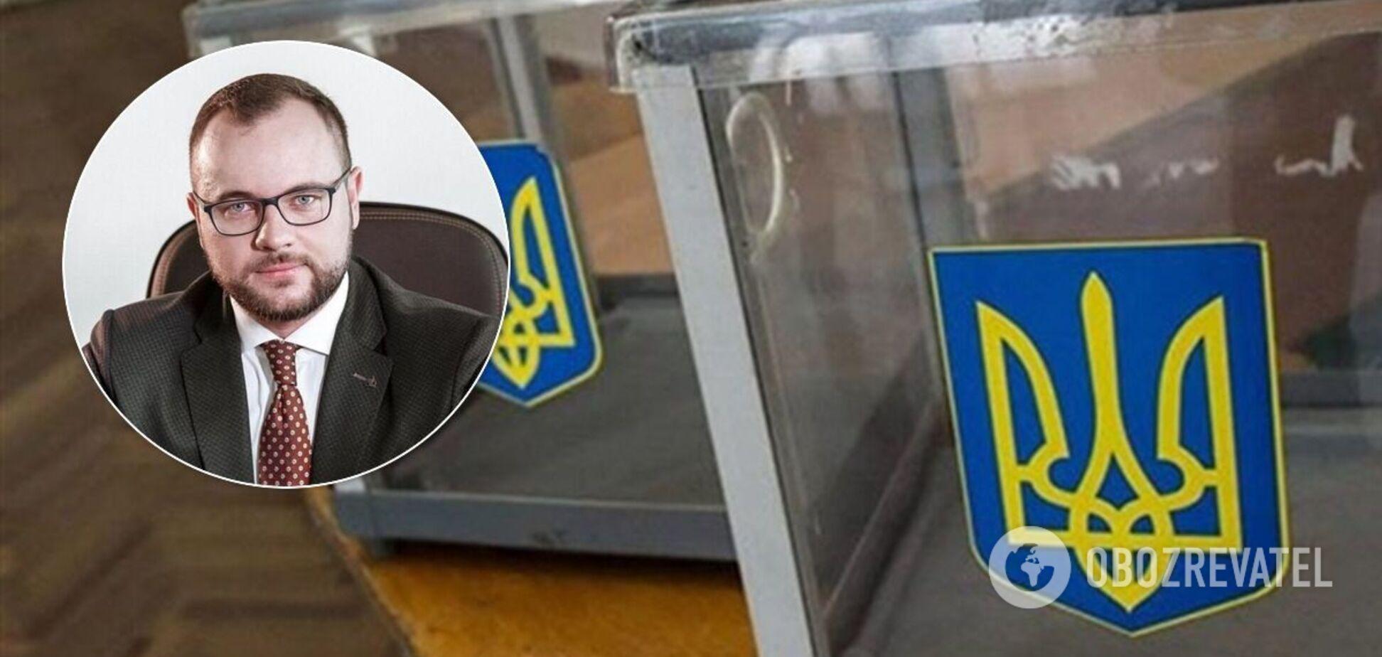 В Луцке на выборах побеждает советник мэра – экзитпол