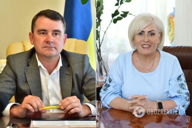 Вадим Лях і Неля Штепа