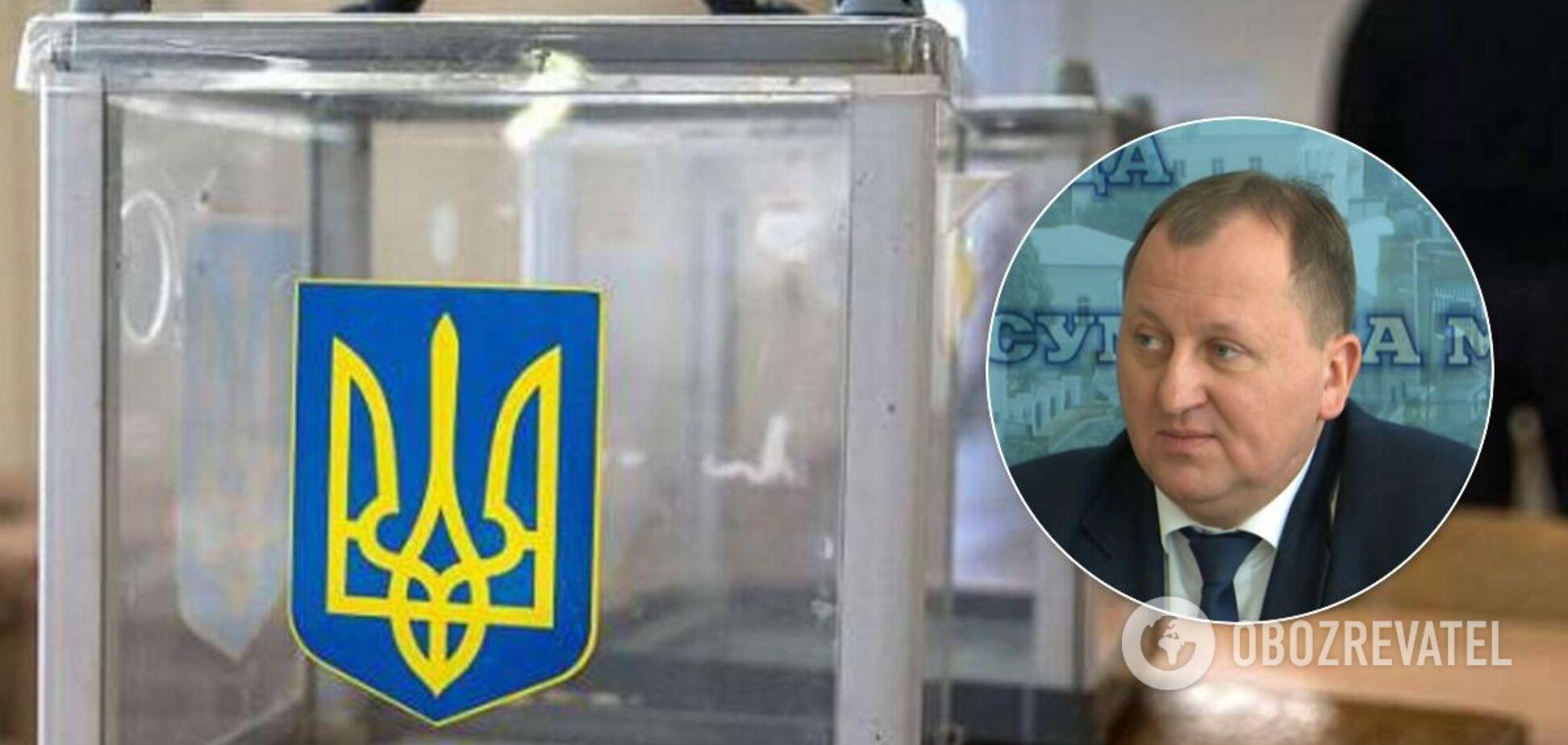 Нинішній мер Сум лідирує на місцевих виборах – екзит-пол