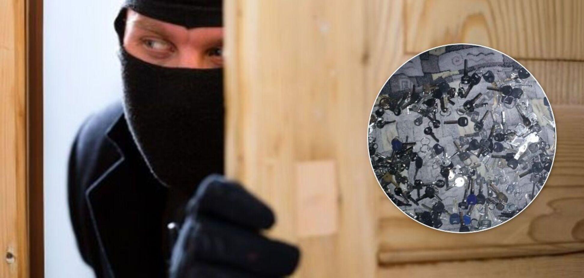 Двое иностранцев 'обнесли' квартиру в спальном районе Киева