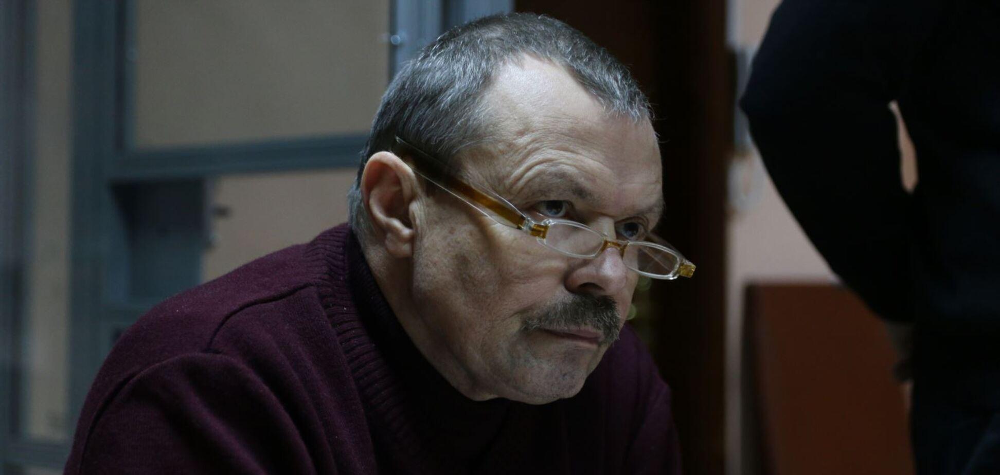 Василия Ганыша задержали в июле