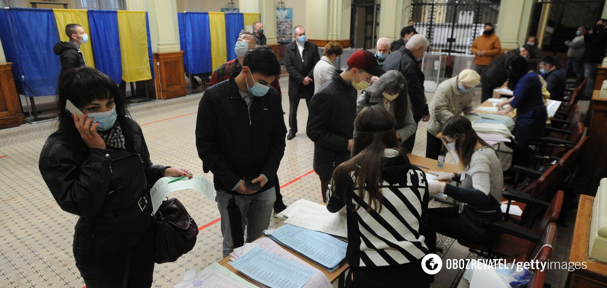 Коли будуть відомі результати виборів у Києві: у ТВК назвали терміни